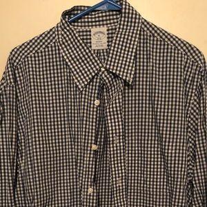 Mens Brooks Brothers Dress Shirt
